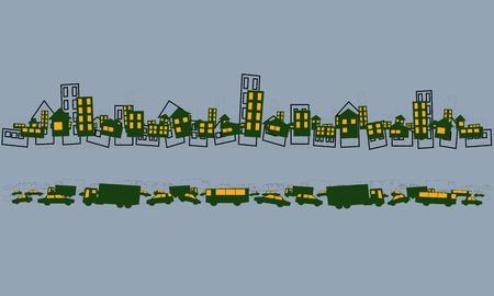 home moving: la gran ciudad