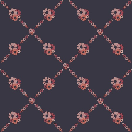 flowers wallpaper Vector