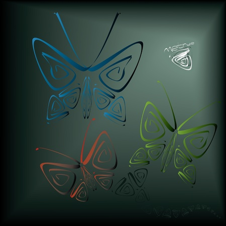 when dreams come true is fine image with beautiful butterflies