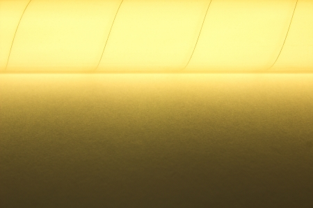 irradiate: fine abstract image of long lamp on white paper Stock Photo