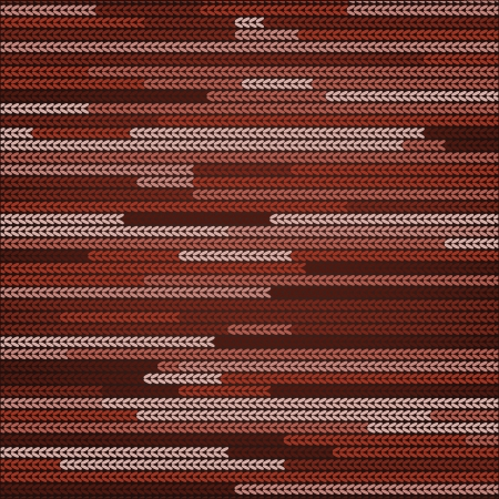 fabric swatch: beautiful vector image of red wool texture can use like background
