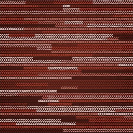 textura lana: imagen del vector de la textura hermosa lana roja puede utilizar como fondo