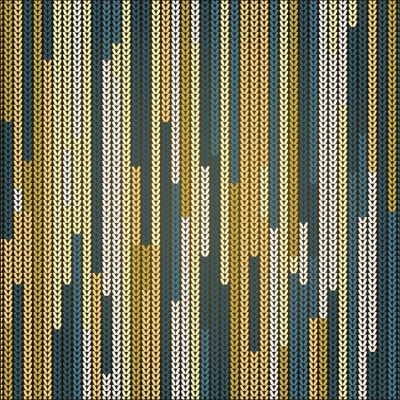 beautiful image of fabric texture can use like abstract background