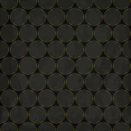 lizenzfrei: neue Lizenzfreie abstrakten Hintergrund mit Bienenwaben auf grunge Hintergrund