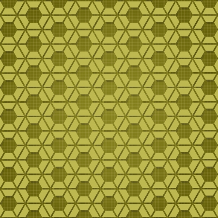 new abstract hexagon grid with honeycomb cells can use like modern wallpaper Vector
