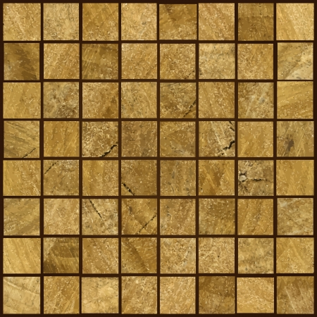 wood cross section: new abstract background with wooden planks mosaic can use like wallpaper