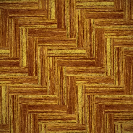 new natural wood baclground with parquet planks can use like retro wallpaper Vector
