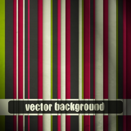 new abstract background with colorful stripes can use like modern wallpaper Stock Vector - 19136383