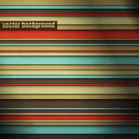 new abstract wallpaper with horizontal stripes can use like fashion background Vector