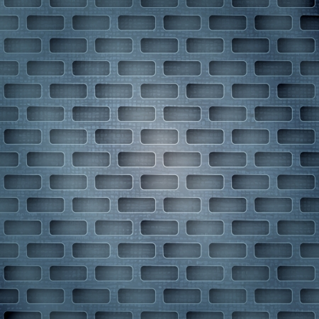 new industrial background with seamless bricks structure can use like modern wallpaper Vector