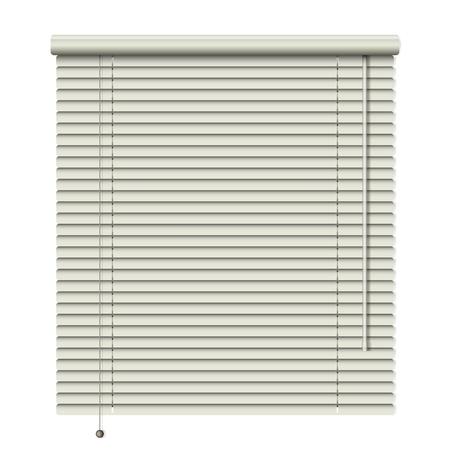 white window: nuevos realistas persianas relacionadas casa aislada en el fondo blanco se pueden usar como objeto, moderno,