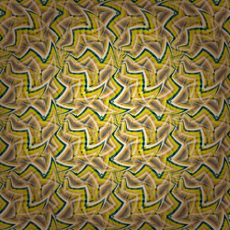 seamless wallpaper with abstract ornament can use like textile background Vector