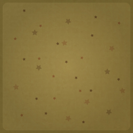 new textured wallpaper with stars can use like vintage design Vector