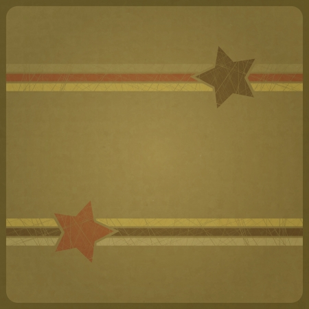 new textured wallpaper with stars and stripes can use like military design Vector