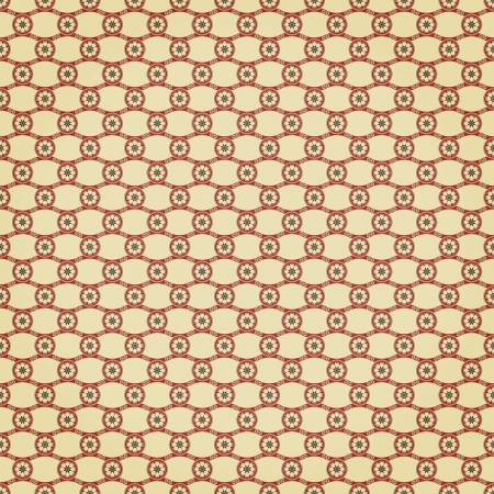 new seamless wallpaper with vintage style ornament can use like background Vector