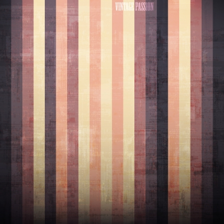 new striped background with colored stripes can use like retro fashion design Vector