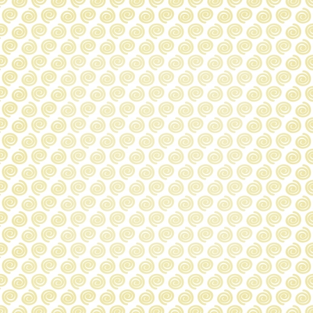 new seamless pattern with spiral dots  Vector
