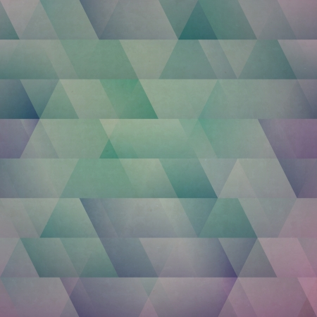 new abstract background with colorful triangles can use like contemporary design Stock Vector - 23041992