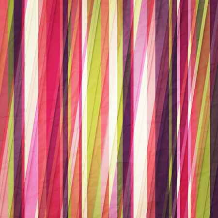abstract fashion wallpaper with colorful paper stripes Vector