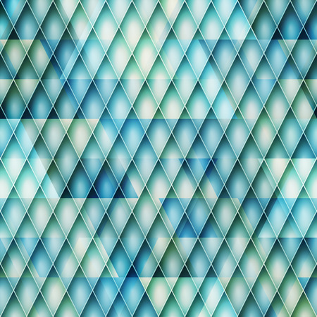 abstract regular background with blue surface Vector