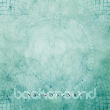 mur grunge: nouveau fond d'�cran abstrait. bleu, mur grunge texture