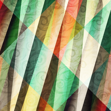 paperhanging: abstract colorful background with swirl ornament. paper texture