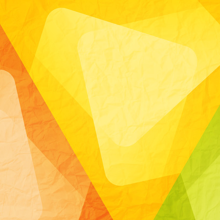 abstract colorful background over paper texture. vector wallpaper Vector