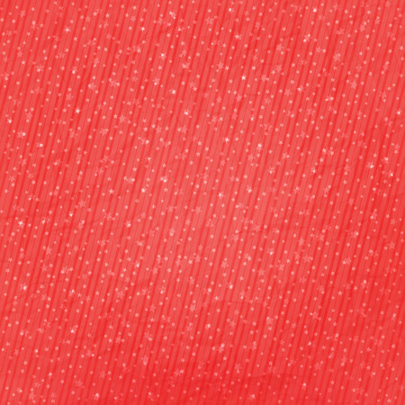striped background: stars pattern over red, striped paper texture. vector background design