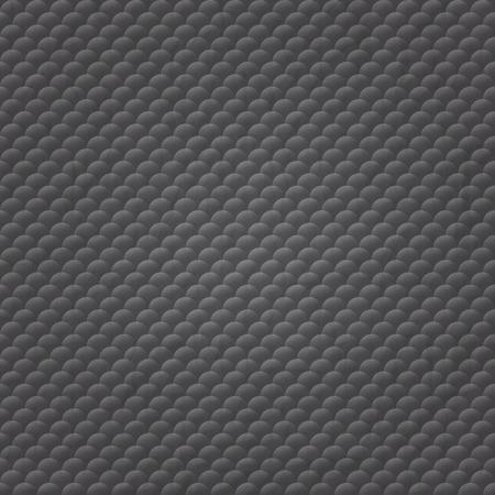 escamas de peces: sin patrón, con escamas de pescado Ornamento abstracto sobre la textura del papel. diseño del vector del fondo Vectores