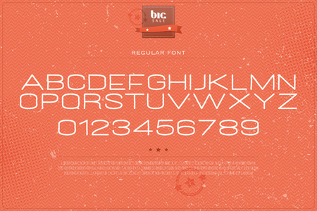 alphabetic: set of rounded style alphabet letters and numbers over grunge paper texture. vector font type design. modern, regular alphabetic icons. vintage   text typesetting. retro typeface template