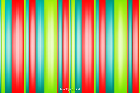 colorific: festive, colorful background with abstract stripes. vector confetti, fashion wallpaper template. presentation design colorific backdrop. paper texture, bright, vector business cards layout Illustration