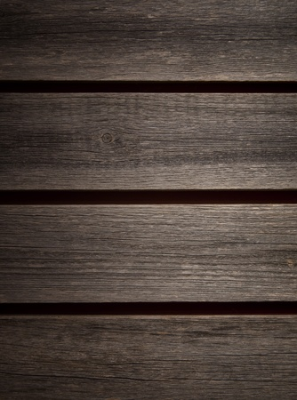 Nicely weathered grey background detail of barn wood boards. Archivio Fotografico