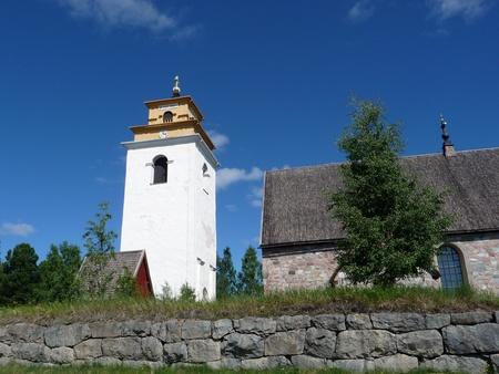 curch: Old curch in Lule�, Sweden