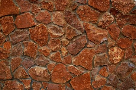 wild stone background, textured dirty wall Stock Photo