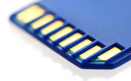sd: macro of Secure didital (SD) memory flash card