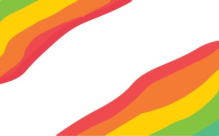 background of color lines Stock Photo - 3737895