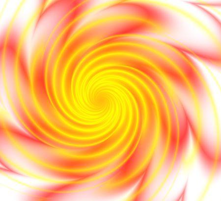 red swirl: sfondo rosso a forma di girandola Archivio Fotografico