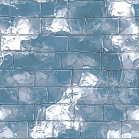 ice igloo wall  seamless Stock Photo - 3974326