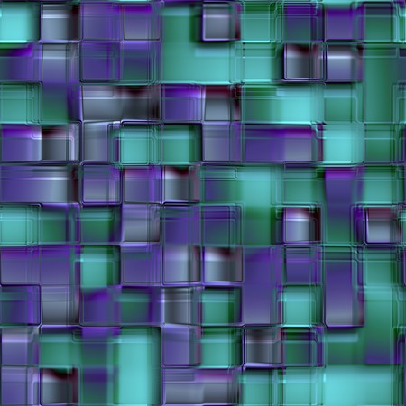 glass blocks wall  seamless photo