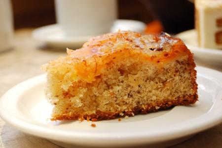 yummy triangle pice of pie photo