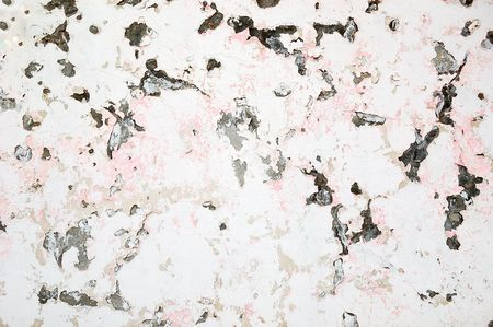 painted obsolete wall background photo