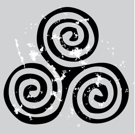 celtico: spirale celtica