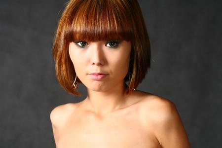 Beautiful Japanese Girl photo