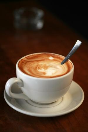 Coffee cup photo