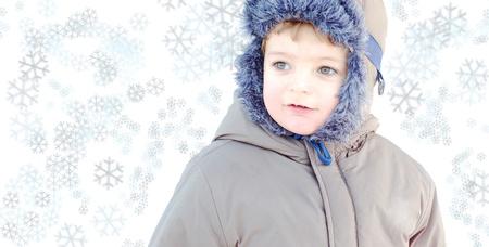 Winter Boy Stock Photo - 8441518