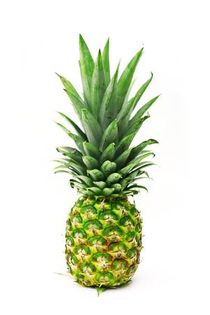 apple and orange: Pineapple
