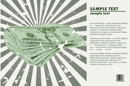 us currency: American Us Dollars Currency Abstract