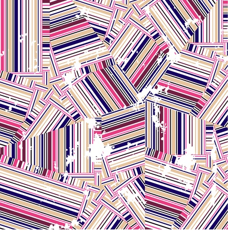 Abstract Vector Lines Vector