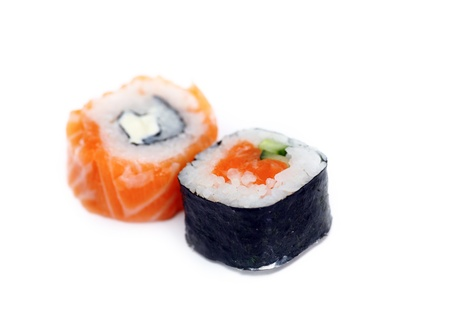 Sushi Roll 1 Stock Photo - 8704234