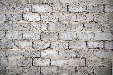 grunge block cement grey wall Stock Photo - 8930755